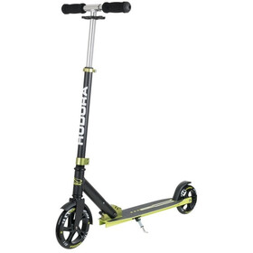 HUDORA Bold Wheel City Scooter green/black